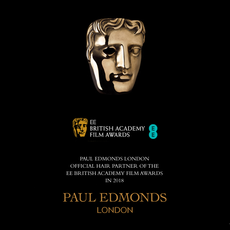 BAFTA Official Hair Partners in 2018