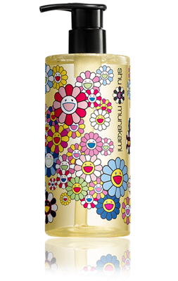 Paul Edmonds Shu Uemura Artistic Collaboration with Murakami