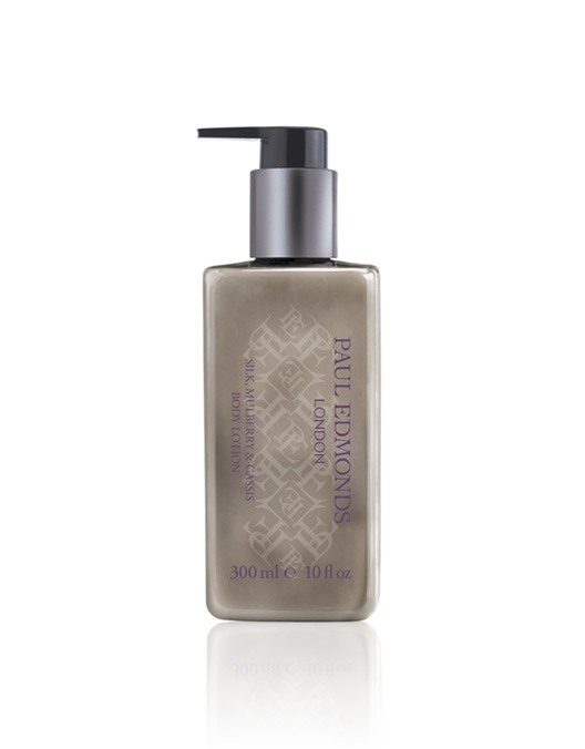 Paul Edmonds Silk, Mulberry & Cassis Body Lotion