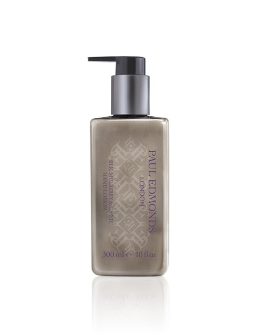 Paul Edmonds Silk, Mulberry & Cassis Hand Lotion