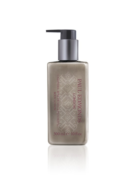 Paul Edmonds Cashmere, Rose de Mai & Patchouli Body Lotion
