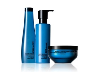 Muroto Volume Shampoo, Conditioner and treatment - collection £85.00