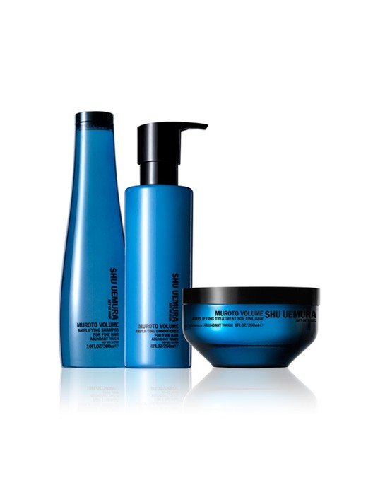 Shu Uemura Muroto Volume All in One (Shampoo, Conditioner and Treatment)