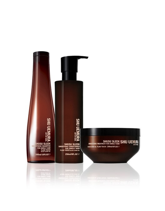 Shu Uemura Shusu Sleek All in One (Shampoo, Conditioner and Treatment)