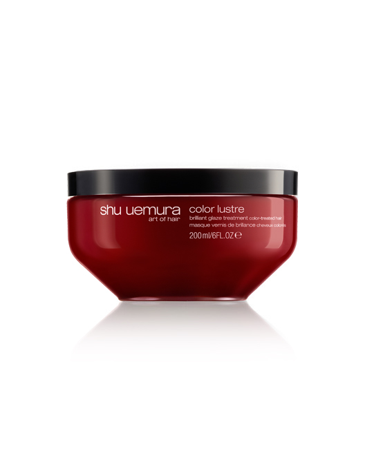 Shu Uemura Color Lustre Treatment | Paul Edmonds