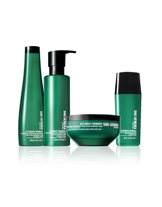Shu Uemura Ultimate Remedy All in One (Shampoo, Condition and Treatment)