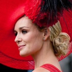 Paul Edmonds gives his tips on Hat worthy hair for Ascot