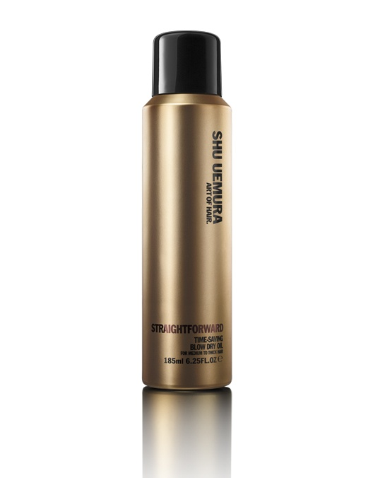 Shu Uemura Straightforward Time-Saving Blowdry Oil Spray