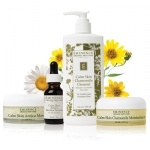 Soothe irritation and hydrate sensitive skin with calming chamomile & arnica