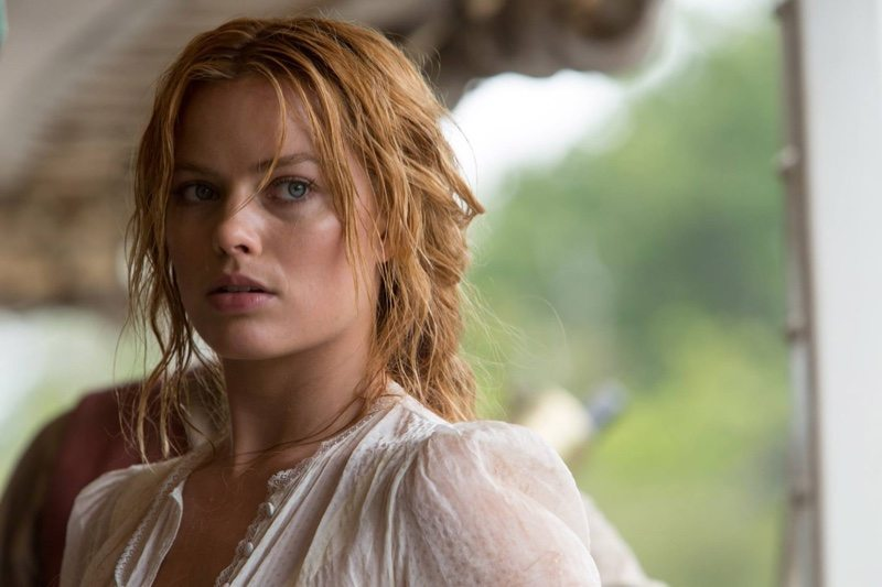 Image result for margot robbie tarzan
