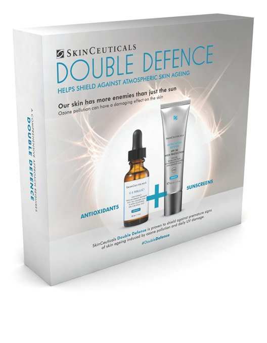 SkinCeuticals Double Defence Set with C E Ferulic