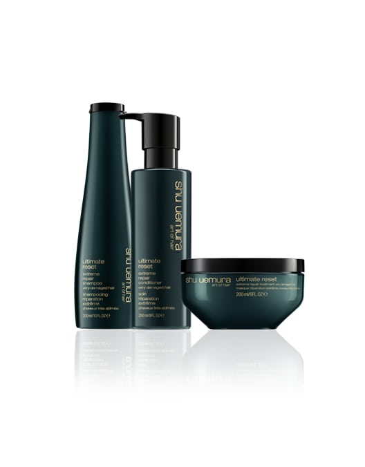Shu Uemura Ultimate Reset All in One (Shampoo, Conditioner and Treatment)