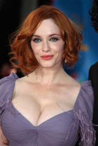 Christina Hendricks @ 62nd Annual Primetime Awards at Nokia Theatre in Los Angeles - 29.08.2010