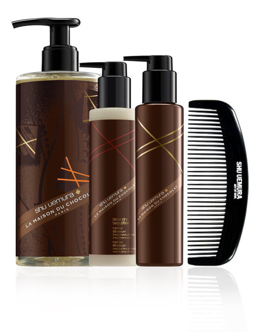 Shu Uemura Art of Hair Maison du Chocolat Collection - Limited Edition