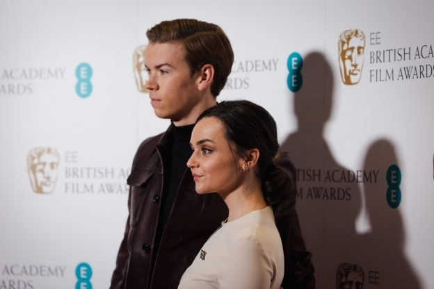 Will Poulter & Hayley Squires