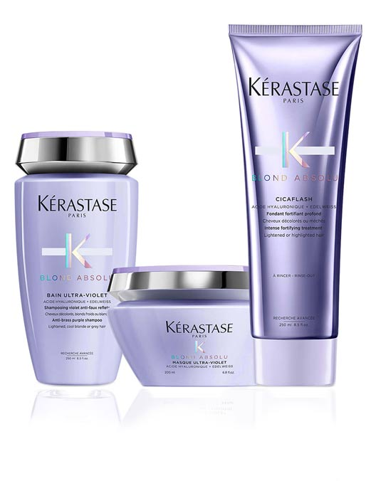 Kérastase Blond Absolu - Keep Your Blonde Cool | Paul Edmonds