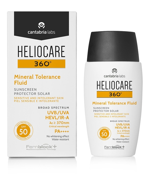 Heliocare 360° Mineral Tolerance Fluid - 50ml